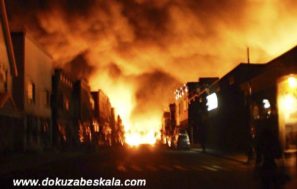 patlamadan korunma dokümanı, patlamadan korunma eğitimi, patlamadan korunma talimatları