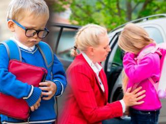 çocuklarda okul korkusu, okul korkusunu yenme, okul korkusu nasıl yenilir