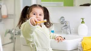 diş fırçalama alışkanlığı, çocuklara diş fırçalatma