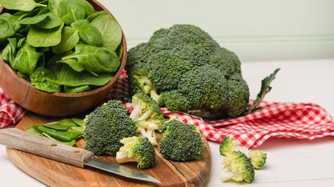 ıspanak faydaları, brokoli faydaları, limon faydaları