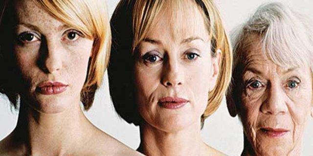 yaşlanmanın izlerini kapatma, yaşlanmayı yavaşlatma, el ve dekoltedeki yaşlanmayı azaltma